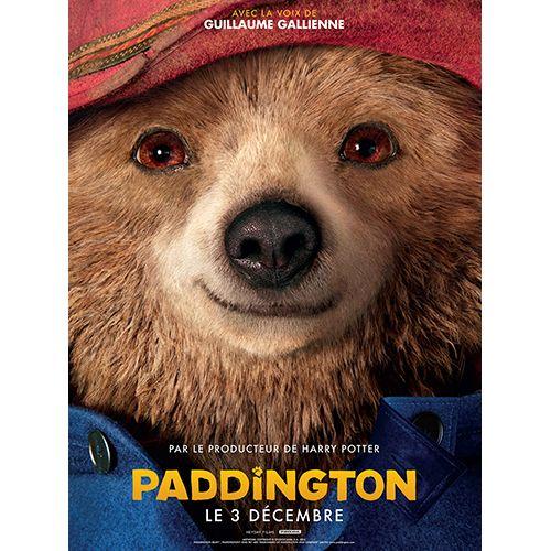 Ours Paddington - Affiche